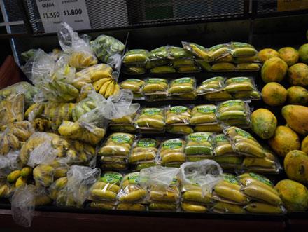 Бананы в Латинской Америке