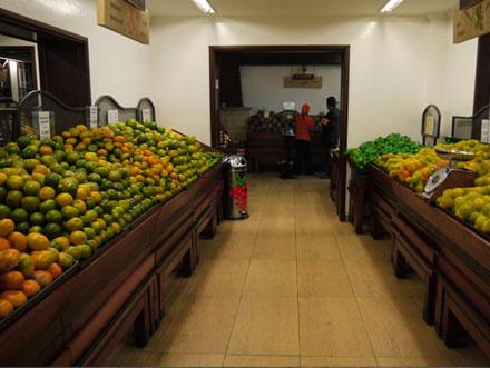 Цитрусовые Колумбии