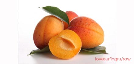 Итальянские абрикосы