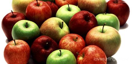Итальянские яблоки