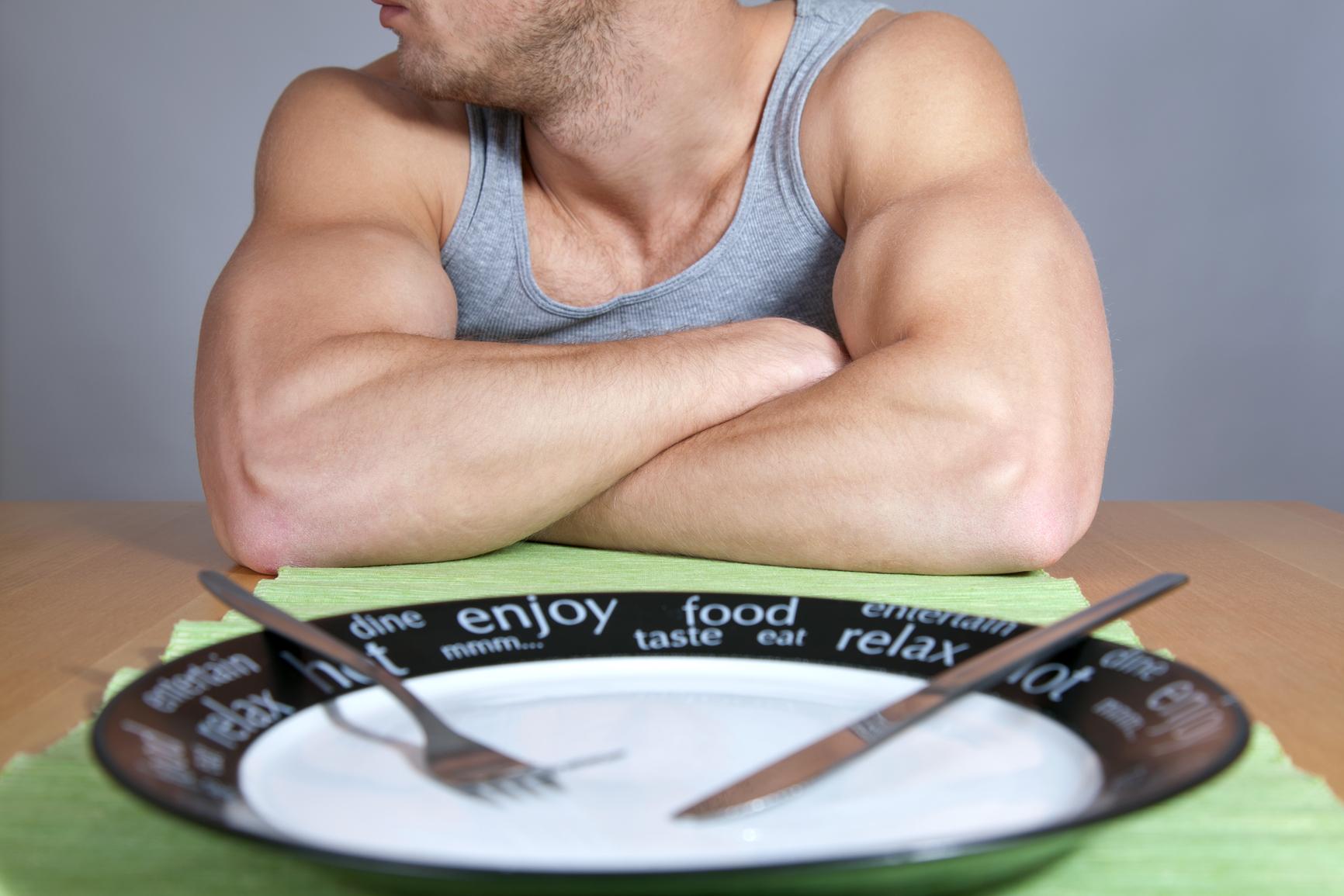 12 дневное голодание: