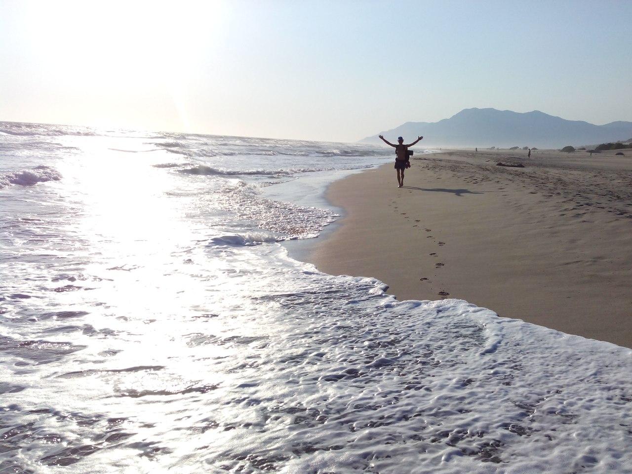 пляж патар