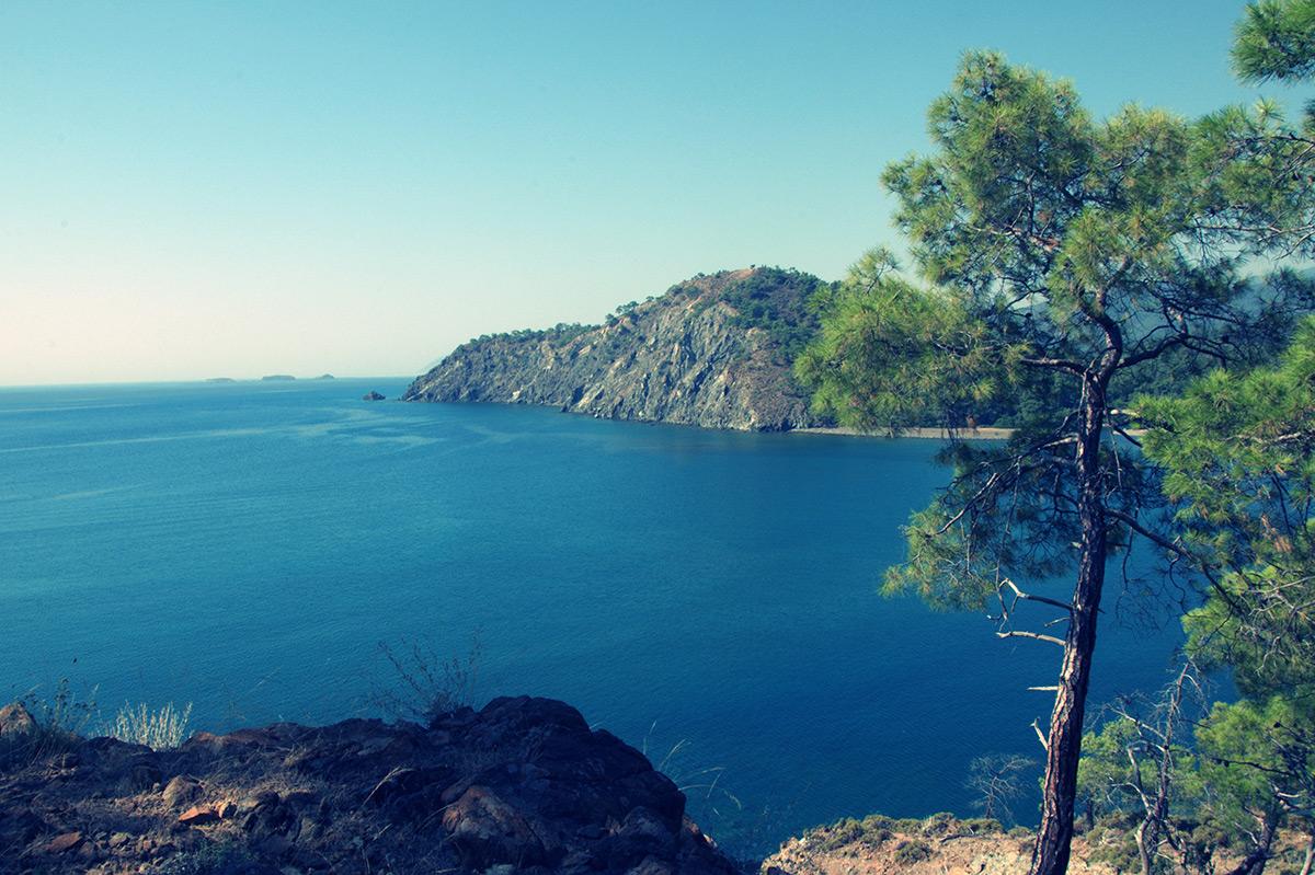 море-в-турции