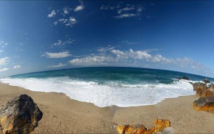 панорама-море