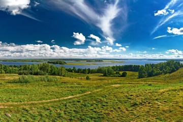 Strusta Lake, Belarus // 2010